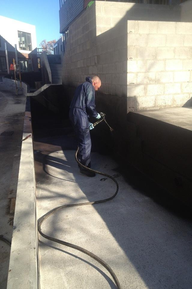 retaining-wall-waterproofing-Melbourne