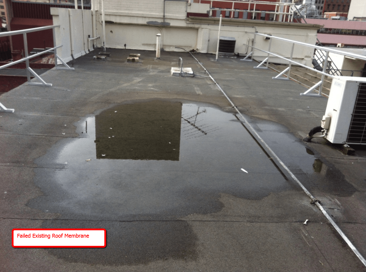 Melbourne Waterproofing Company –Waterproofing Concrete Roof