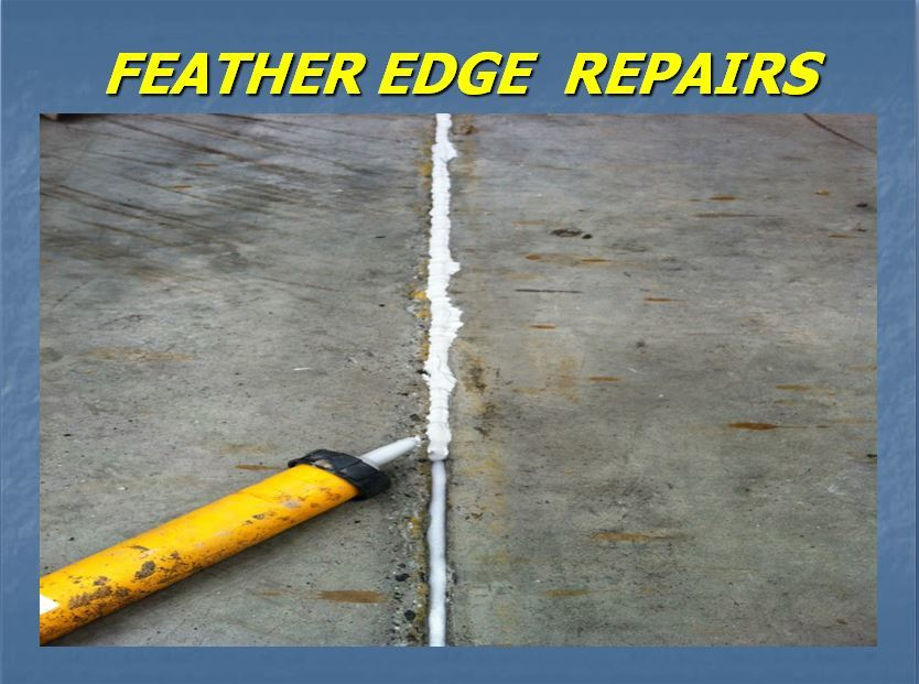 Melbourne Waterproofing Company Concrete Repairs Amp Crack