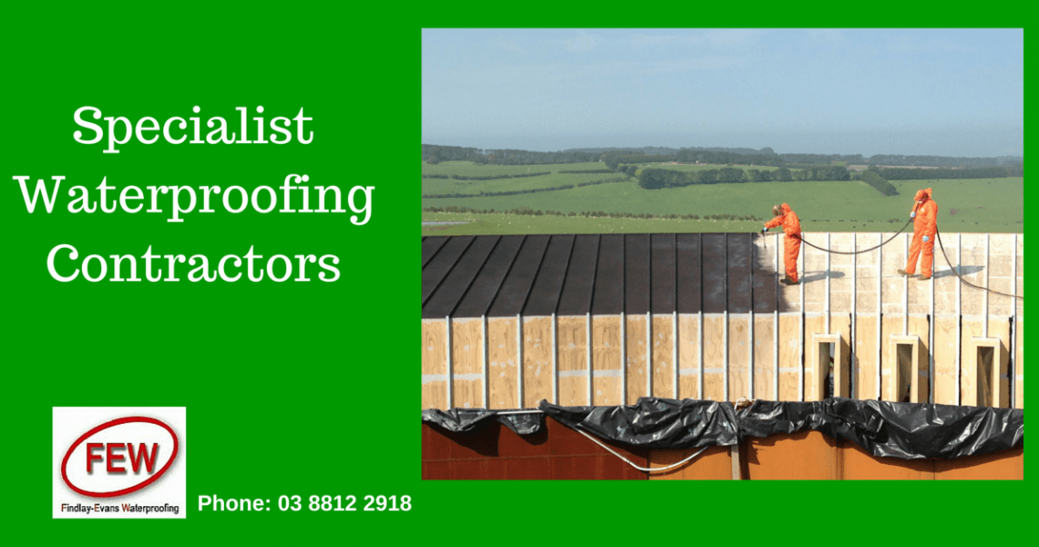 Specialist Waterproofing Contractors