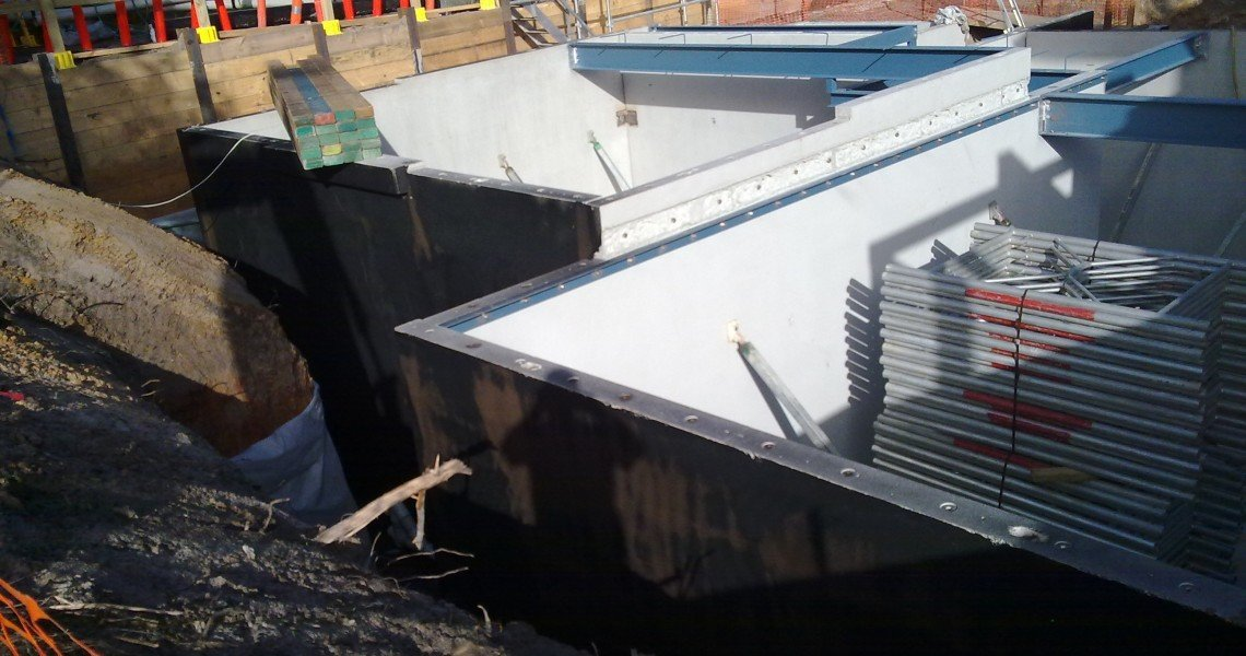 Basement Waterproofing - Grand Maison Constructions