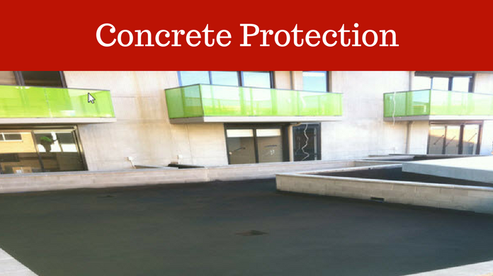 Concrete Protection - Melbourne