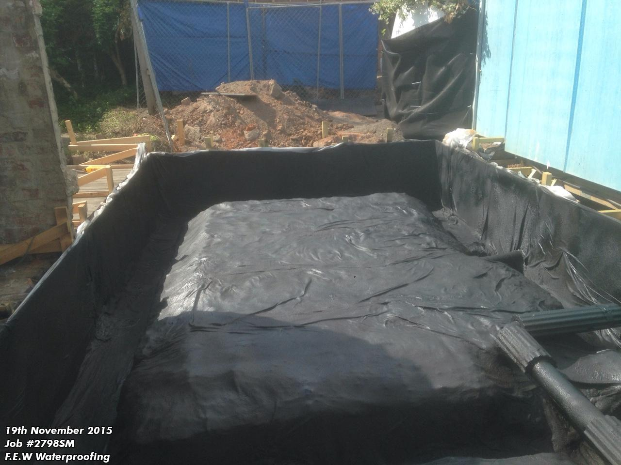 Waterproof Coatings Under Slab Waterproofing Vapour Barrier