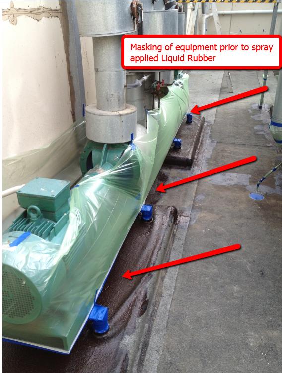 waterproofing roof preparation