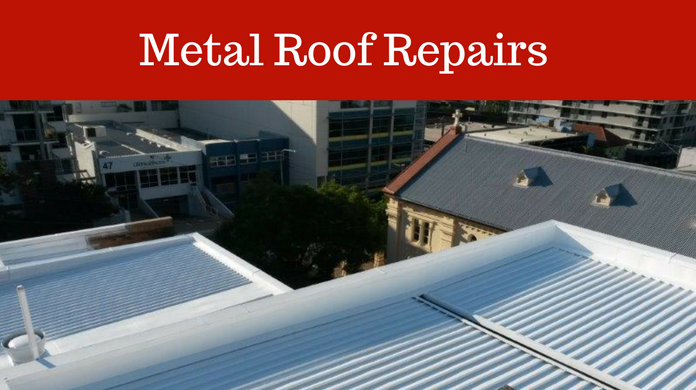 Metal Roof Repairs in Melbourne