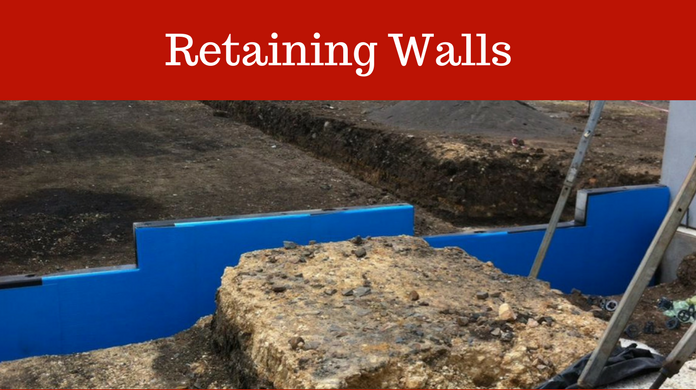 WATERPROOFING Retaining Walls mELBOURNE