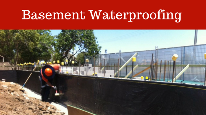 Melbourne Basement Waterproofing