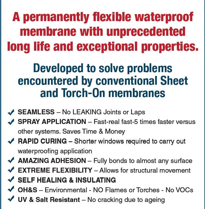waterproofing contractor Melbourne