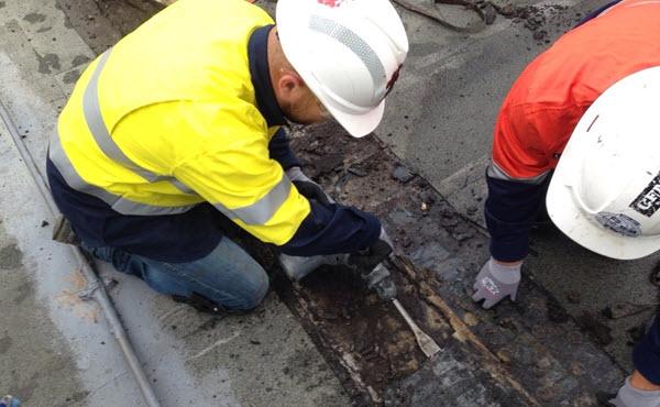 Concrete Repairs & Protection