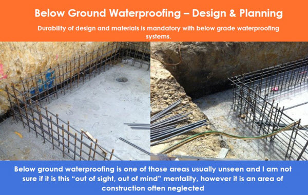 Below Ground-Waterproofing-Melbourne