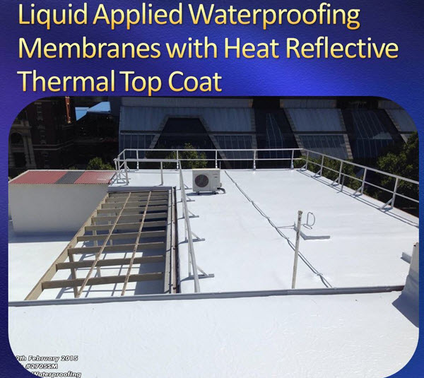 Heat Reflective Roof Membranes