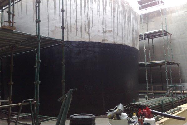 Tank Waterproofing Membranes