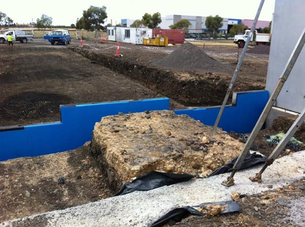 Retaining Wall Membranes