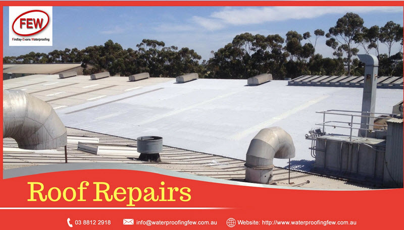 Roof Waterproofing Company in Melbourne Victoria Australia