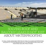 solving-roof-balcony-leaks-Melbourne