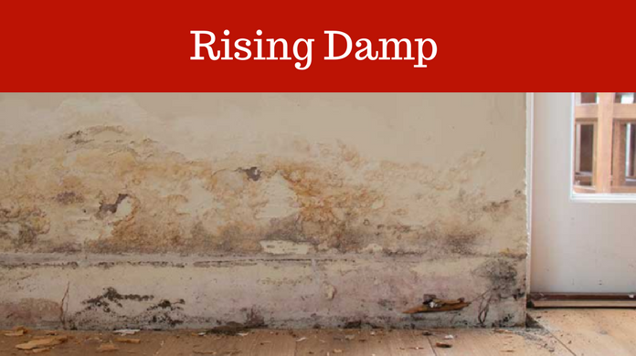 Treatments and how to fix rising damp