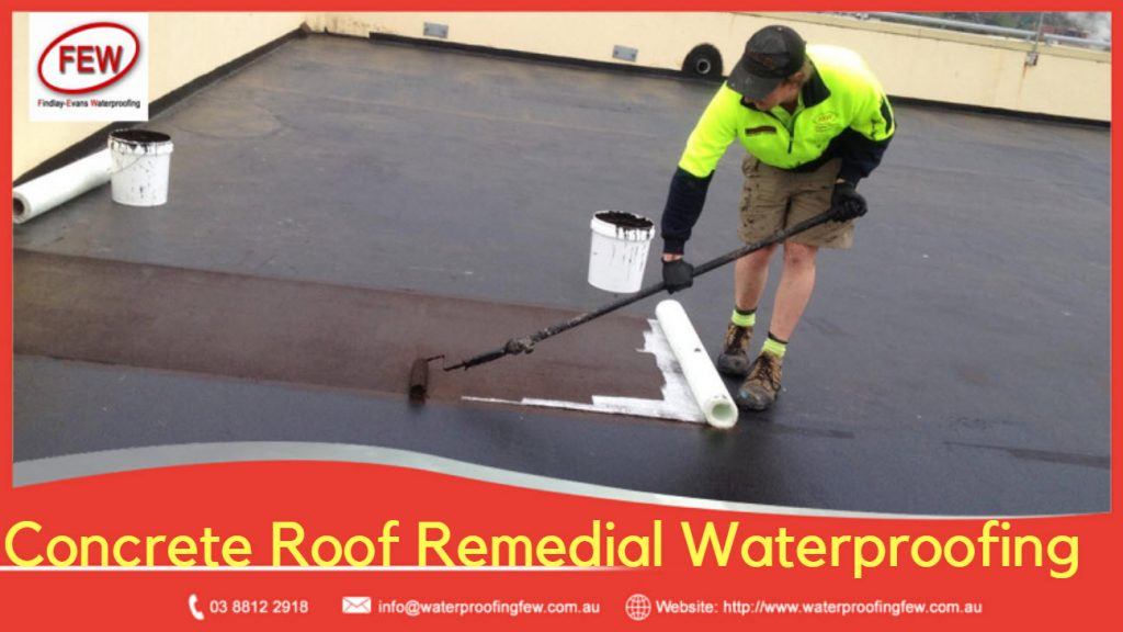 Best Waterproofing Product for Concrete Roof