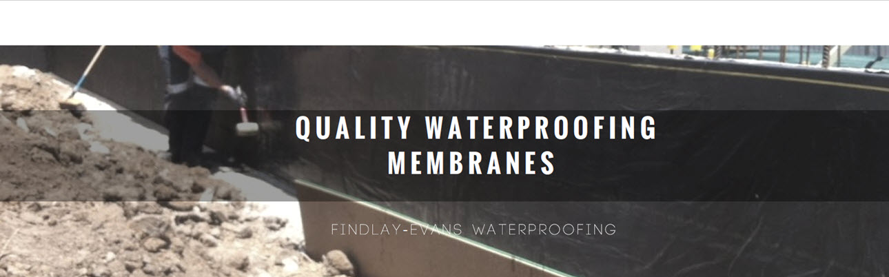 Findlay-Evans  Waterproofing Melbourne